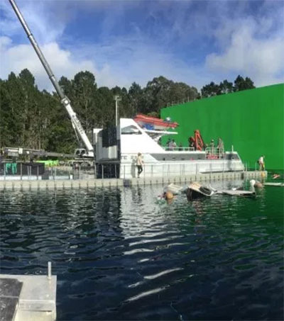 Warner's Meg Helps Launch Kumeu Film Studio