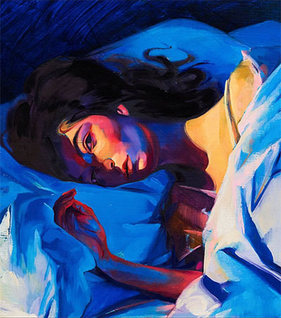 Lorde Joyfully Crashes Into Next Chapter