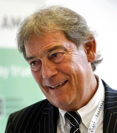 David Howman New Athletics Integrity Unit Chair