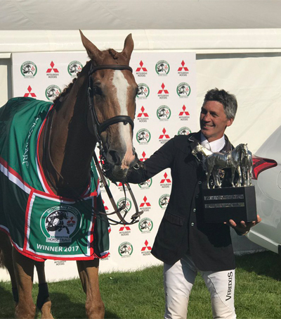 EDGE: #262: Andrew Nicholson Wins Badminton Horse Trials, Wellington Top In Quality-Of-Life Ranking + Population Specialist Looks at China ++ more