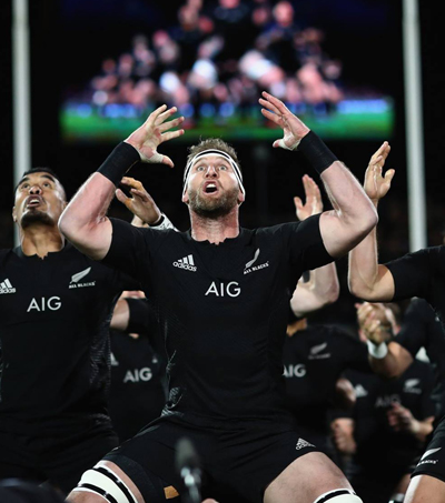 Kieran Read Makes His Mark as All Blacks Captain