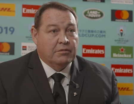 Steve Hansen Reacts to RWC Draw