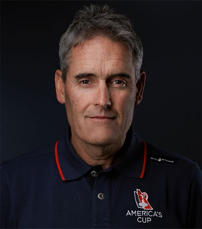 Russell Coutts Expects America's Cup to Remember