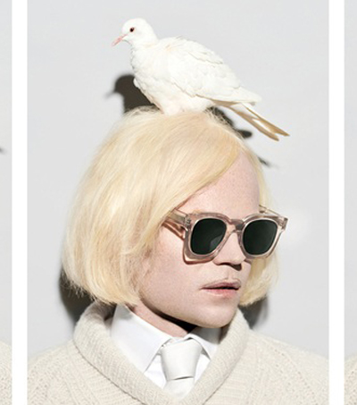 Karen Walker Launches Men's Eyewear With Connan Mockasin