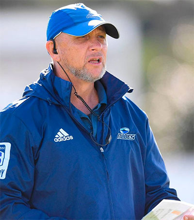 Coach Dave Ellis' Indelible Link to Connacht Glory