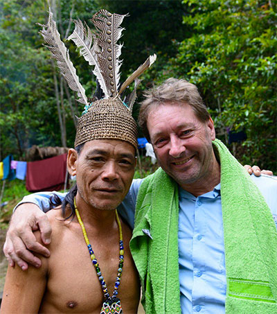 Producer David Metcalf's Indonesian Labour of Love