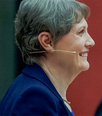Helen Clark Hit Her First Glass Ceiling at the UN