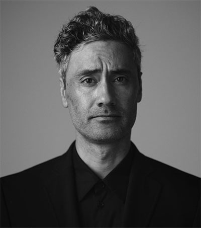 Taika Waititi Tackles Tiny Racists