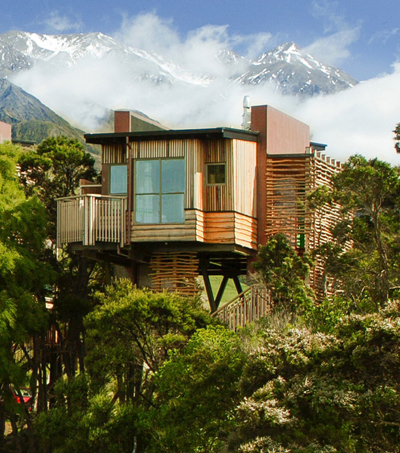 One-of-a-Kind NZ Accommodations