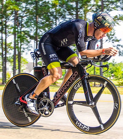 Up Close with Triathlete Callum Millward