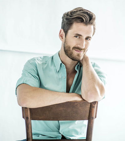 Pleasanton Readies for Baritone Hadleigh Adams