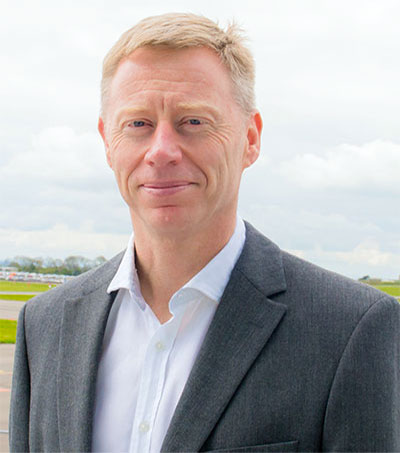 Robert Sinclair New CEO of London City Airport