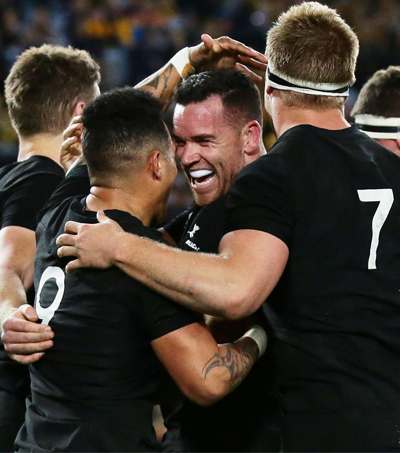 New Zealand Thrash Australia in Sydney