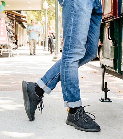 Silicon Valley Crazy About Allbirds Wool Shoes