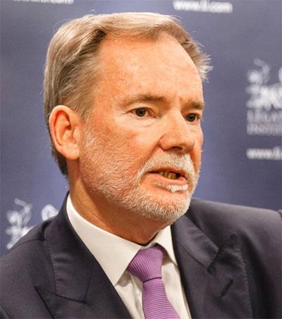 Crawford Falconer UK's Top Trade Negotiator