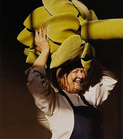 Chef Margot Henderson Loves Artichokes