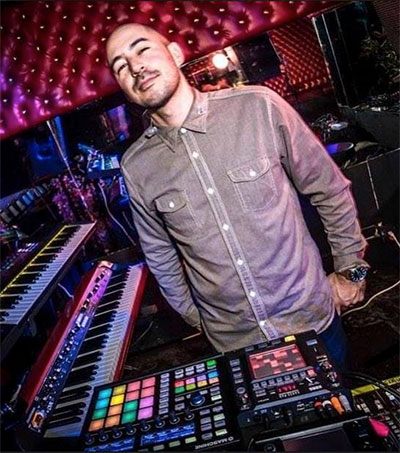 Take a Sonic Journey in LA With Mark de Clive-Lowe