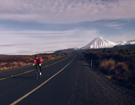 NZ Cycling Adventure