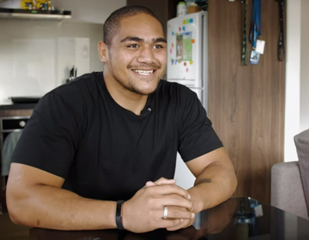 Interview with Ofa Tu'ungafasi