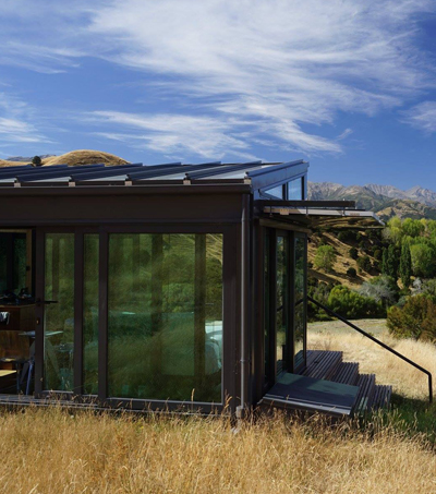 Glass-Box Glamping in Kaikoura