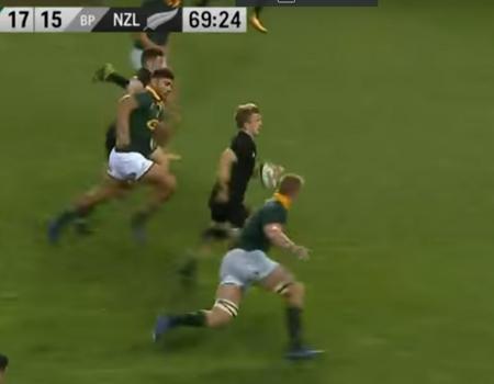 All Blacks Vs South Africa Highlights
