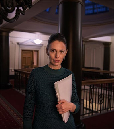 New Zealand's Jacinda Ardern Gets Set to Govern