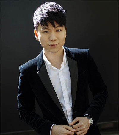 Pianist Jason Bae Performs Classics in Vietnam