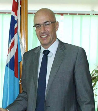 High Commissioner Mark Ramsden Says Fiji Farewell