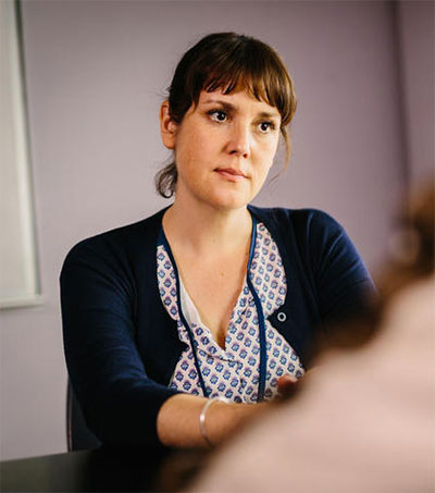 Melanie Lynskey on Finding Her Feet in Hollywood