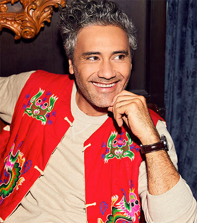 Taika Waititi Best Dressed Director in Hollywood