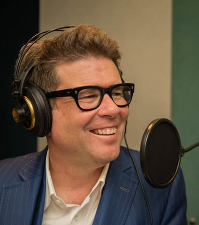 John Campbell Named Top Presenter at Global Radio Awards