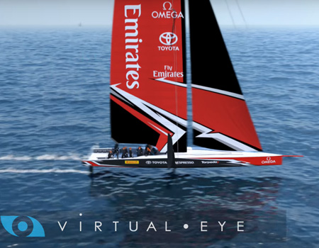 America's Cup AC75 Boat Concept Revealed
