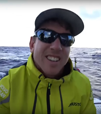Peter Burling Named World Sailor of the Year