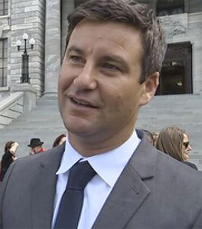 When Clarke Gayford's Partner Became PM