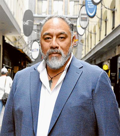 Eddie Muliaumaseali'i Finds His Voice in Melbourne