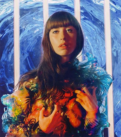 Kimbra Returns on Top of the World