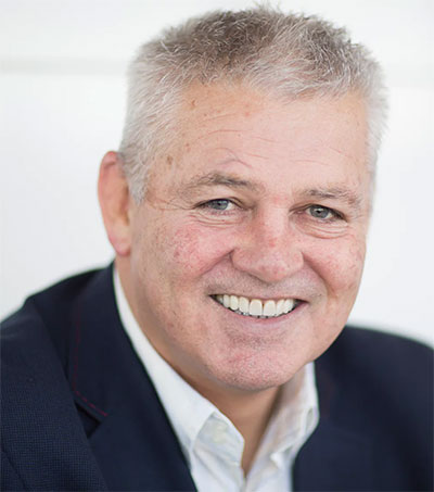 Wales Coach Warren Gatland Talks Safety