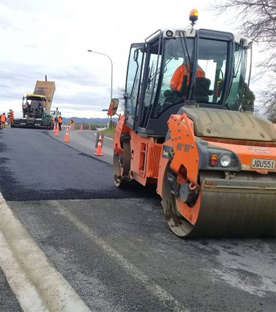 Paving Hamilton's Streets with Beer Bottle Sand