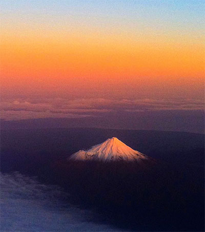 Mt Taranaki given Same Legal Rights as a Person