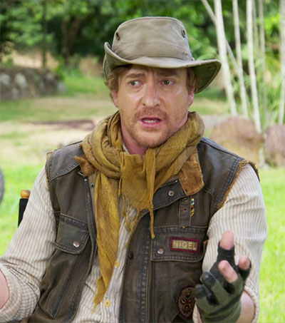 Jumanji Star Rhys Darby's Profile on Rise in US