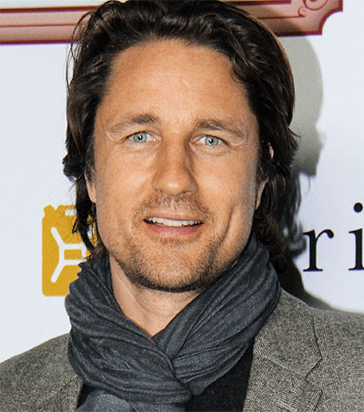 Martin Henderson Reveals He's Yet to Master Accents