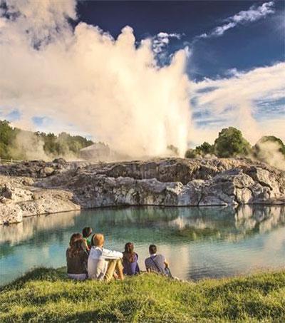 Rotorua a New York Times 2018 Must-Visit Place