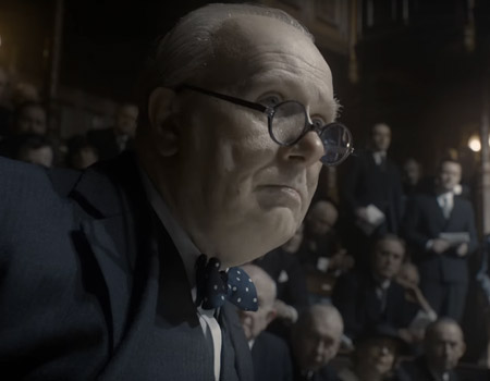 Darkest Hour Trailer