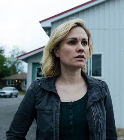 Anna Paquin Does Some Detective Work in Bellevue