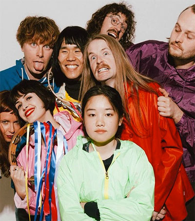 Superorganism's Harry Lets Us in on Band's Mystique