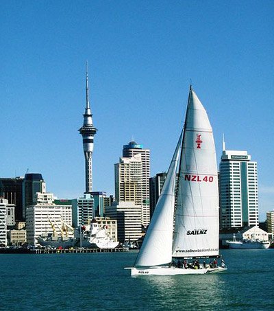 36 Hours in Auckland