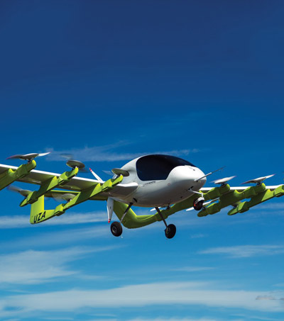 Flying Taxis Secretly Tested In New Zealand