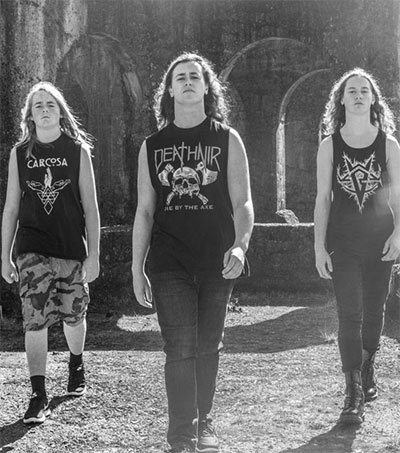 Alien Weaponry's Furious Debut Tū Out in June