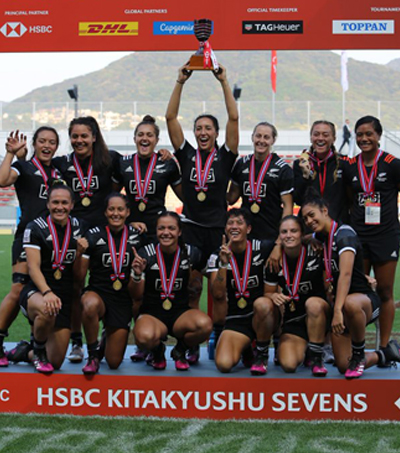 EDGE #311:  Black Fern Sevens Win Kitakyushu Sevens, Burial at Last for WWI Soldier Killed at Ypres + Roger Donaldson On 'Sleeping Dogs' And 'Cocktail' ++