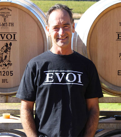Sampling the Goodness of Nigel Ludlow's EVOI Wines